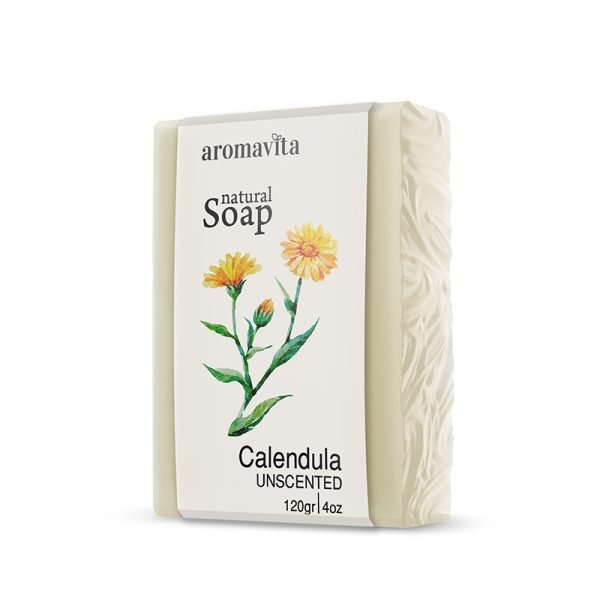 Aromavita_calendula_natural_soap
