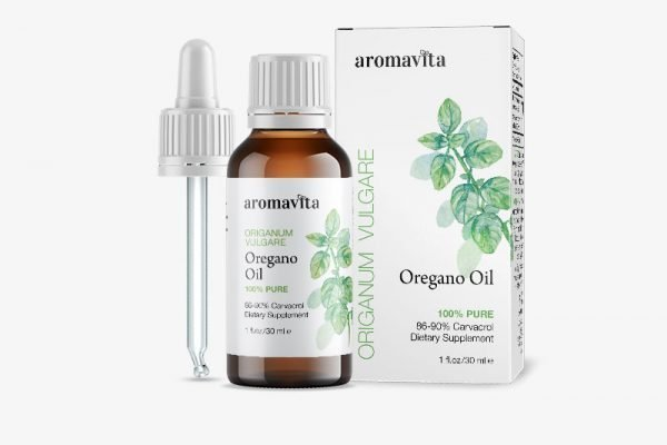 aromavita oregano oil pure greek